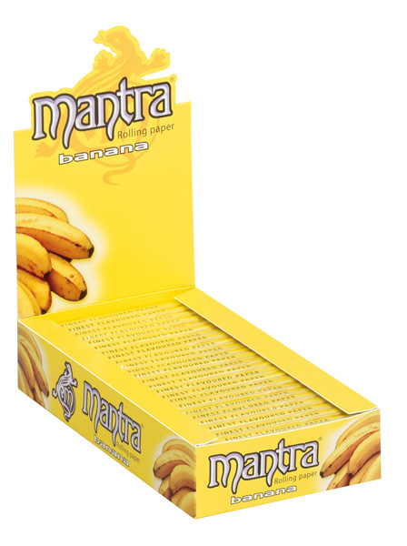 Mantra medium Banana 1 booklet