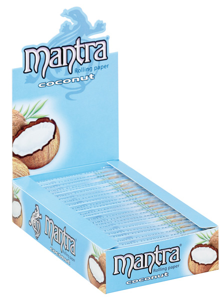 Mantra medium  Coconut 1 booklet
