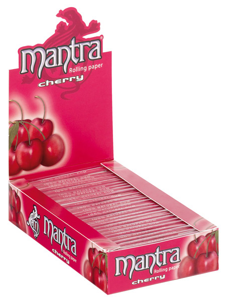 Mantra medium  Cherry 1 booklet