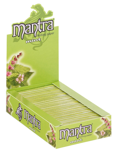 Mantra medium  Mint 1 booklet
