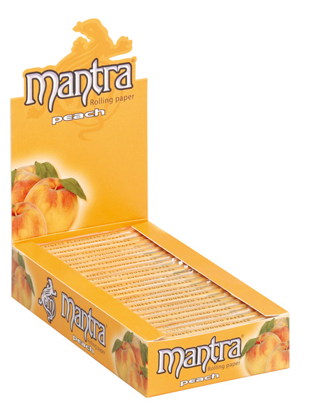 Mantra medium  Peach 1 booklet