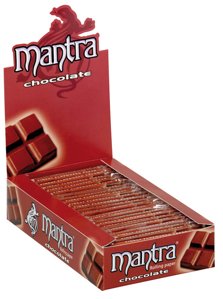 Mantra medium  Chocolate 1 booklet