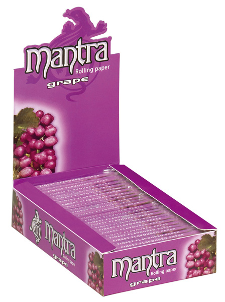 Mantra medium Grape 1 booklet